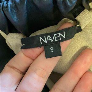 Naven circle skirt